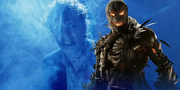 Batman Forever: Brad Dourif Never Spoke to Tim Burton About Scarecrow