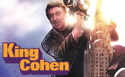 See First Clip from from Upcoming 'KING COHEN' featuring Joe Dante and Larry Cohen