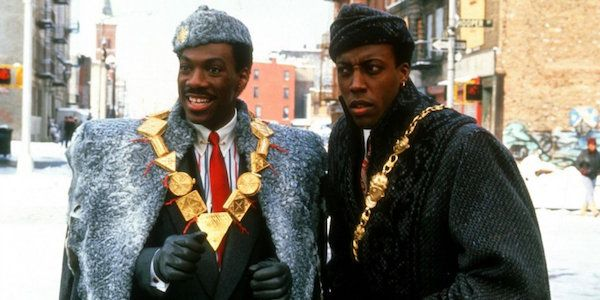 Eddie Murphy's Coming To America 2 Just Took A Big Step Forward
