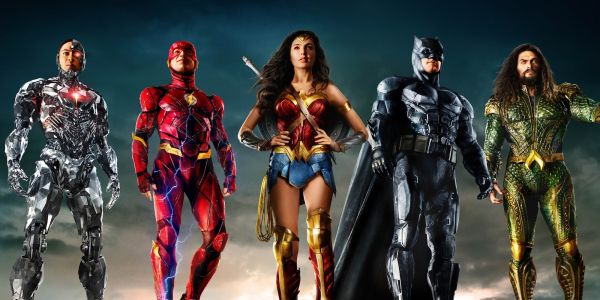 Why Wasn't Superman Included On The Justice League Movie Poster?
