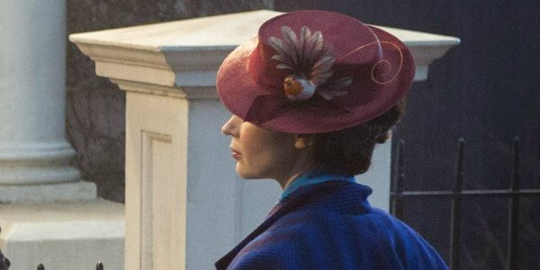 Mary Poppins Returns: Emily Blunt Was 'Frozen With Fear' Over Role