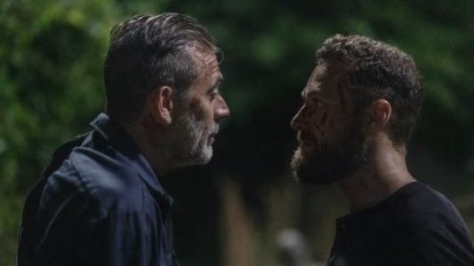 The Walking Dead 10.03 Sneak Peek Features Negan & Aaron Confrontation