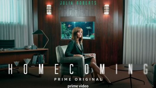 Comic-Con: Amazon Debuts Homecoming Teaser Starring Julia Roberts