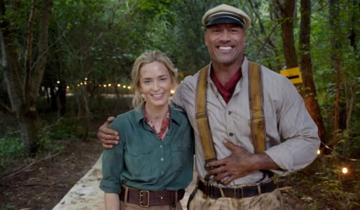 Jungle Cruise Has Wrapped Production, Here's How Dwayne Johnson And Emily Blunt Celebrated