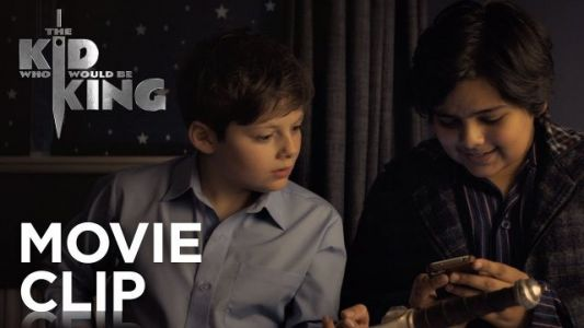 New The Kid Who Would Be King Clip: Maybe It's A Prank, For YouTube