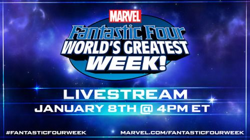 """Don't miss our """"Fantastic Four: World's"""