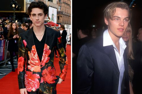 The Timothée Chalamet/Leonardo DiCaprio Debate Proves Hollywood's Gender Politics Are Still F*cked