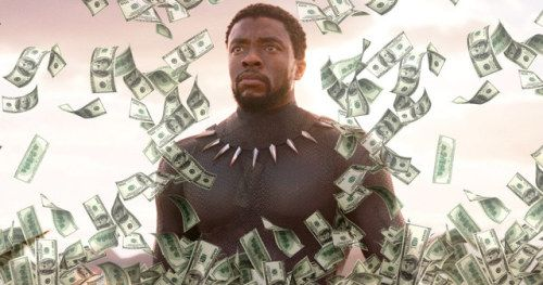 Black Panther Smashes Box Office Records with a Whopping
