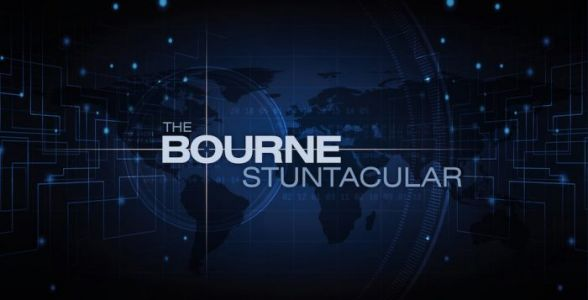 'The Bourne Stuntacular' is Coming to Universal Studios Florida in 2020
