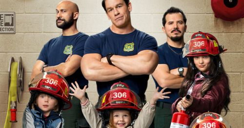 Playing with Fire Trailer: John Cena and Friends Are