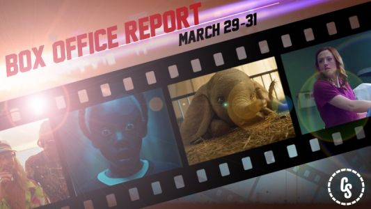 Dumbo Flies to 1 at the Box Office, Captain Marvel Nears $1 Billion