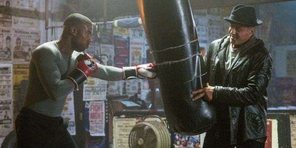 Michael B. Jordan Returns to the Ring In New Creed 2 Photos