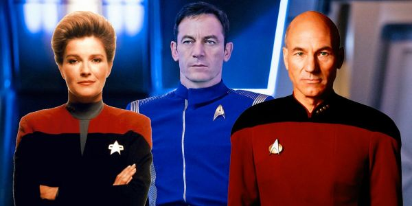Star Trek: The 13 Most Amazing Captains