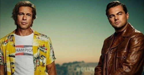 Leonardo DiCaprio Shares First Poster for Tarantino's Once