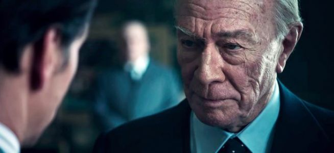 'Knives Out' Still Adding Great Cast Members, Like Christopher Plummer