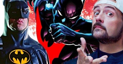 Kevin Smith Thinks a Batman Beyond Movie Starring Michael Keaton