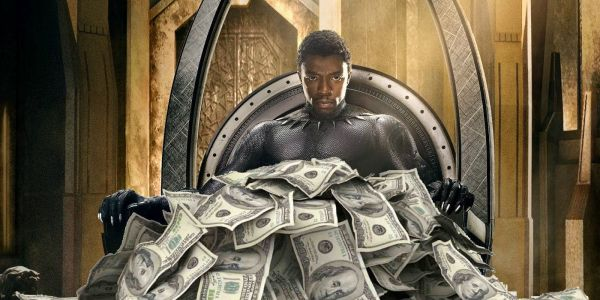 Black Panther Breaks February Box Office Record In Opening Weekend