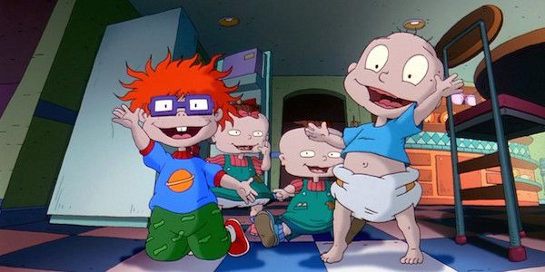 Nickelodeon Is Giving The Rugrats A Live Action Movie