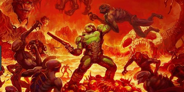 Universal Is Starting Work On A New Doom Movie