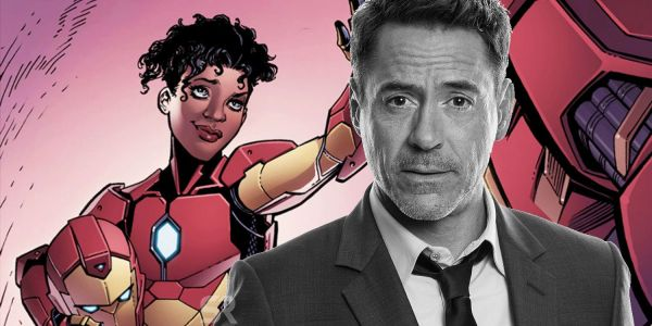 Robert Downey Jr. Wants Iron Heart in the MCU
