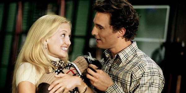 Matthew McConaughey Was Having A Great Time With Rom-Coms When They Almost Ruined His Career