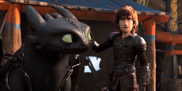 Dean DeBlois Interview - How to Train Your Dragon: The Hidden World