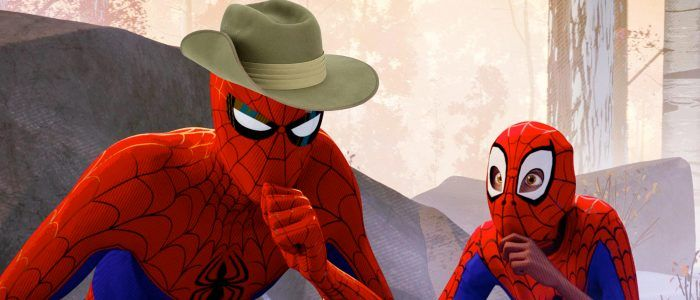 'Spider-Man: Into the Spider-Verse' Almost Introduced Australian Spider-Man