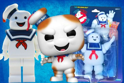 Mini Stay-Puft is the Baby Yoda Toy to Buy of 'Ghostbusters: Afterlife'