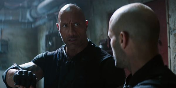 Hobbs And Shaw: Dwayne Johnson Tried To Make Jason Statham Break Character Every Day