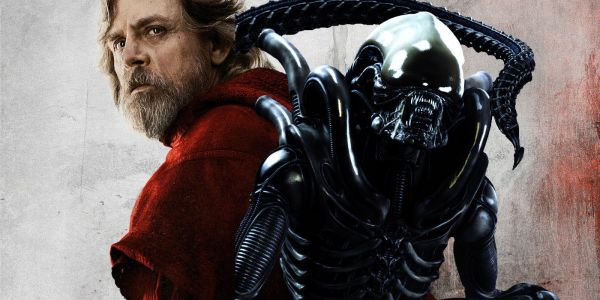 Ridley Scott Thinks Alien Should Be on the Same Level as Star Wars