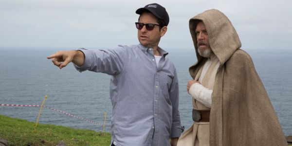 J.J. Abrams Wants to Take a Break From Directing Reboots