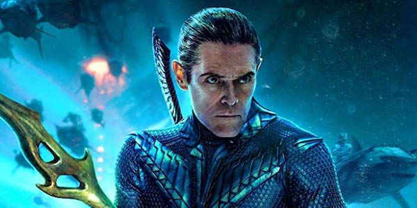 Vulko: What You Need To Know About Willem Dafoe's Aquaman Character