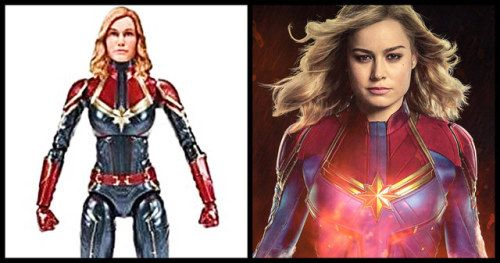 Brie Larson Has a Question About Her Captain Marvel Action