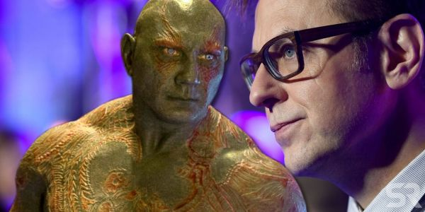 Dave Bautista Reacts to Disney Not Rehiring James Gunn For Guardians 3