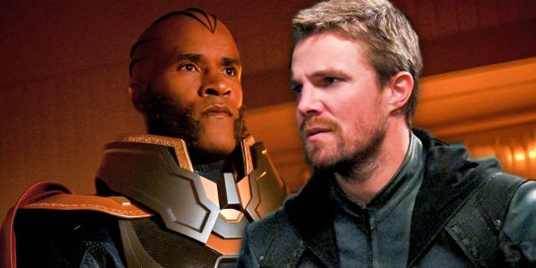 Arrow Destroyed Earth-2 To Start Crisis On Infinite Earths