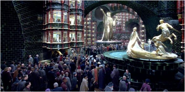 Harry Potter: 10 Creepy Things You Didn't Know About The Department Of Mysteries