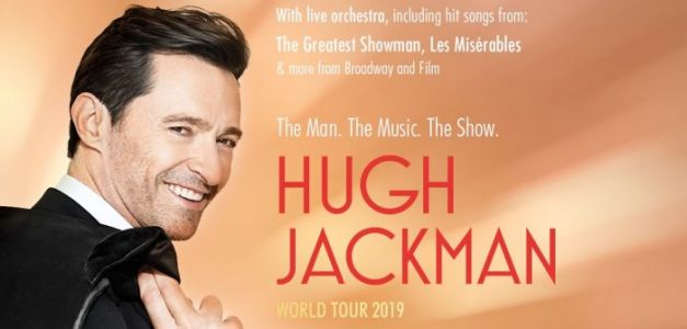 Hugh Jackman Announces 2019 World Tour to Perform Songs from 'The Greatest Showman' & More