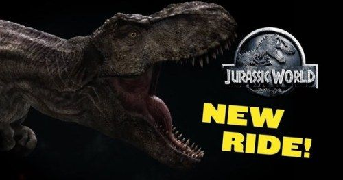 New Jurassic World Ride Is Coming to Universal StudiosThe