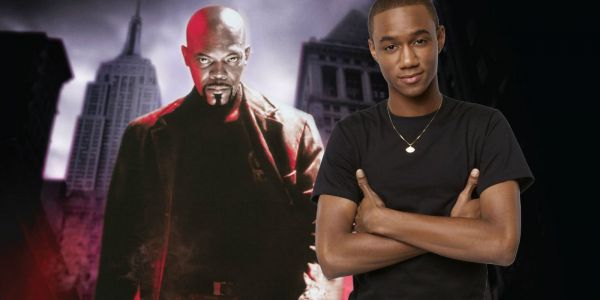 First Look at Samuel L. Jackson & Jessie T. Usher in Son Of Shaft