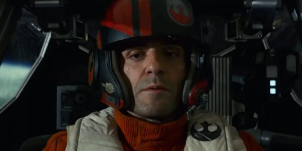 Star Wars 8: Poe Dameron Doesn't Like His New Boss