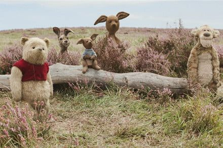 How 'invisible' effects brought Winnie the Pooh to life in 'Christopher Robin'
