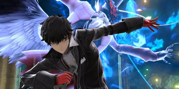 Smash Ultimate Finally Adding Joker To Its Roster