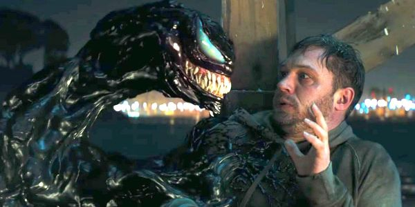 Tom Hardy Posts And Deletes Photos From Set Of Venom 2