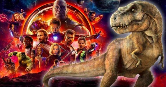 Infinity War Passes Jurassic World as 4th Biggest Movie Worldwide