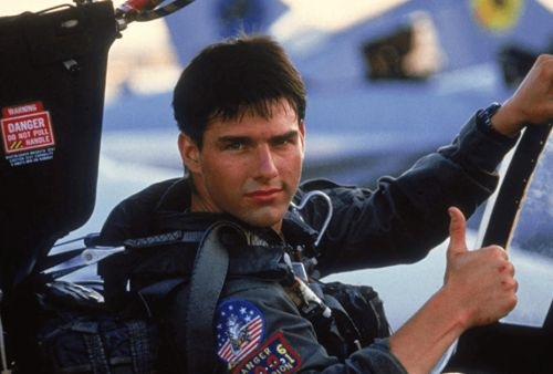 The Need For Speed Still Fuels The Fun in The Tom Cruise Action Thriller 'Top Gun'