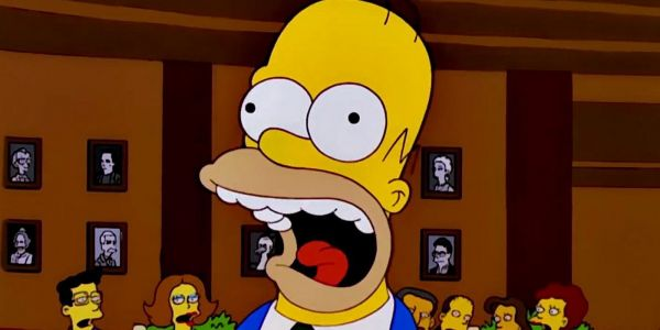 Artist's 3D Re-Imagining of Homer Simpson is Pure Nightmare Fuel
