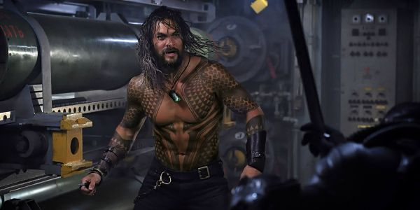 Rumor: Aquaman Trailer to Debut at Wonder Con 2018