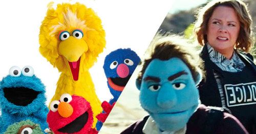 Sesame Street Creators Sue Over Happytime Murders Trailer