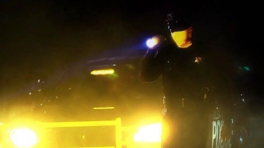 WATCHMEN Motion Photos Give Us A Much Better Look At Those Bizarre Police Uniforms