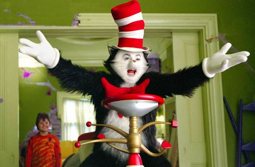 The Good With The Bad in The Mike Myers Comedy 'The Cat in the Hat'